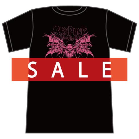 Ska Punk Zombies T-sh Bat Pink ver.