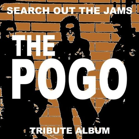 THE LAST CHRODS CD V.A. The POGO Tribute