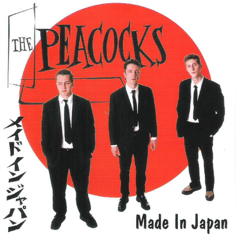 PEACOCKS CD Made In Japan