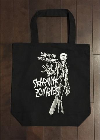 Ska Punk Zombies キャンバストート Dawn