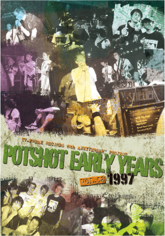 POTSHOT DVD Early Years Vol.2