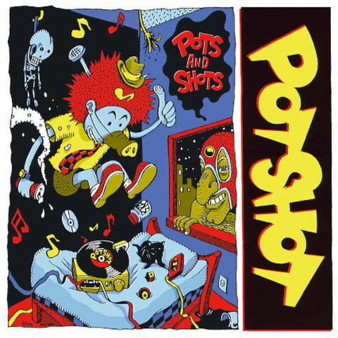 POTSHOT CD Pots & Shots 20th Anniversary Deluxe Edition