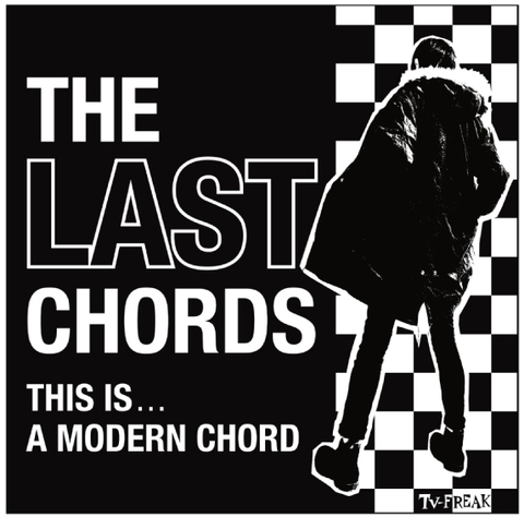 THE LAST CHORDS CD This Is A Modern Chord