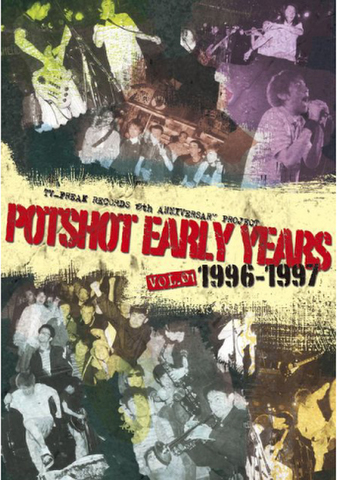 POTSHOT DVD Early Years Vol.1