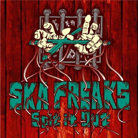 SKA FREAKS CD SPIT IT OUT