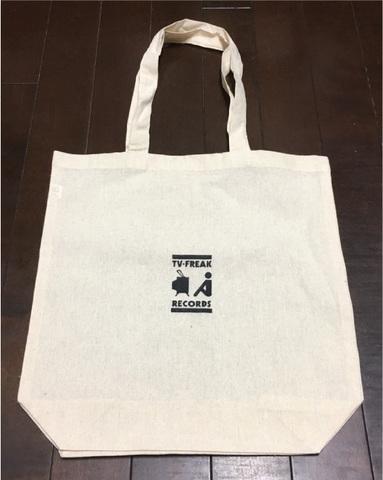 TV-FREAK エコバッグ ロゴ(小)