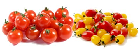ミニトマト(アイコ2割ミックス) 1kg 税込・送料無料・代引手数料無料