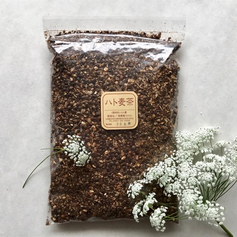 ハトムギ茶