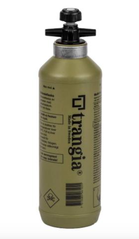 trangia(トランギア) フューエルボトル TR-506105-GN オリーブ 0.5L