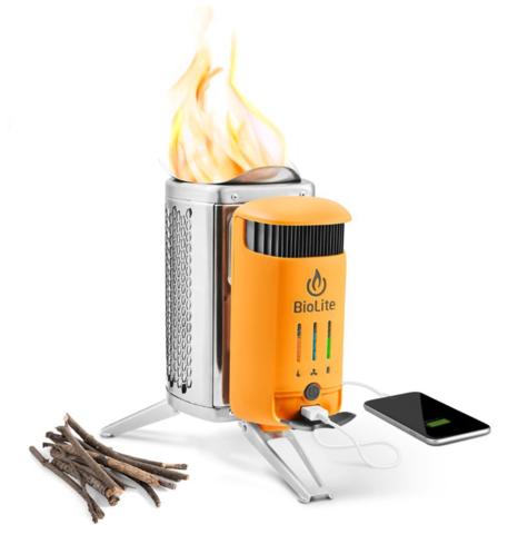 BioLite キャンプストーブ2 Wood Burning Camp stove BioLite 2