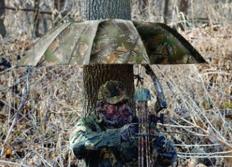 Instant Roof Tree Stand Umbrella