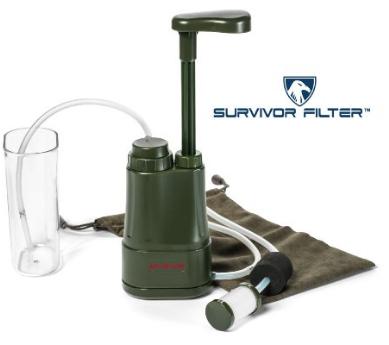 Survivor Filter PRO サバイバーフィルター プロ 浄水セット