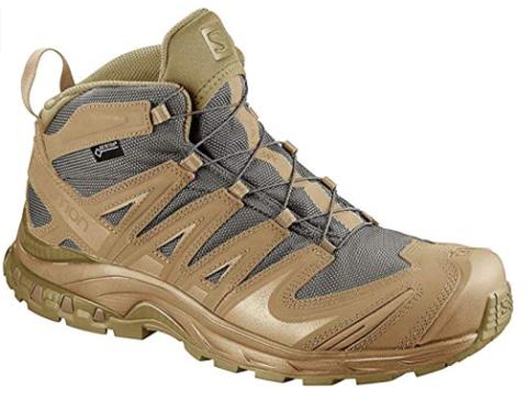 Salomon XA Forces Mid GTX Color: Brown