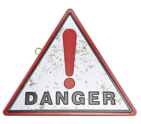 Warning Danger