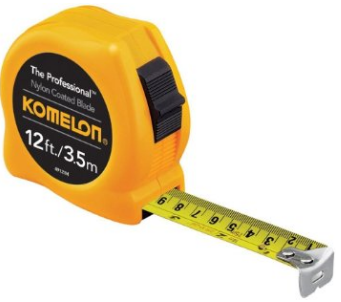 Professional Tape Measure