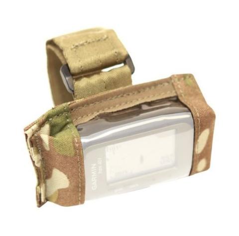 GPS Wrist Pouch Multicam