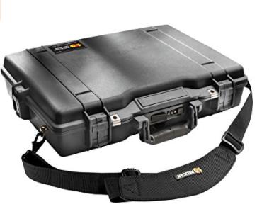 """Pelican Laptop Case with Foam: 17.25"""" x 21.63"""" x 4.75"""""""