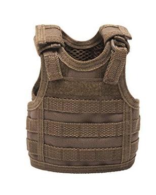 Military Molle Mini Miniature Vests