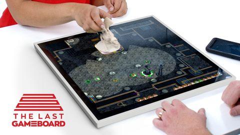 ボードゲーム専用タブレット機「Gameboard-1」