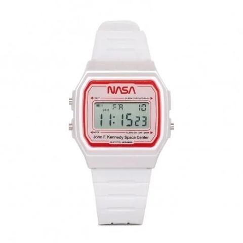 NASA公式ライセンス液晶腕時計「NASA:レトロ・デジタル・ウォッチ」
