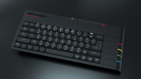 ZX Spectrum Next第2世代