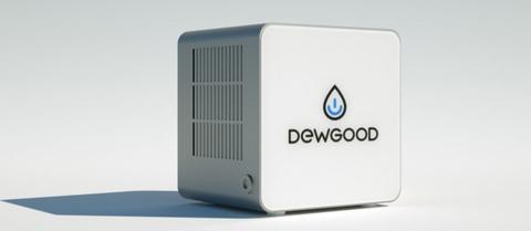 米DewGood社製水生成機「DG-10」