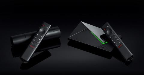 ゲーミングSTB「NVIDIA Shield TV」日本語対応版