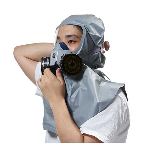 防毒マスク「DOBU MASK CM-3」