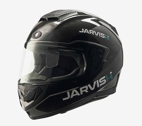 AI/HUD搭載ヘルメット「JARVISH」
