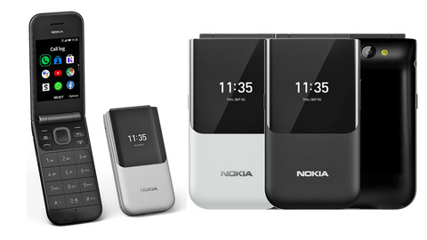 ノキア「Nokia 2720 Flip」