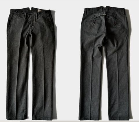 ORGUEIL 1002 CLASSIC Low Trousers