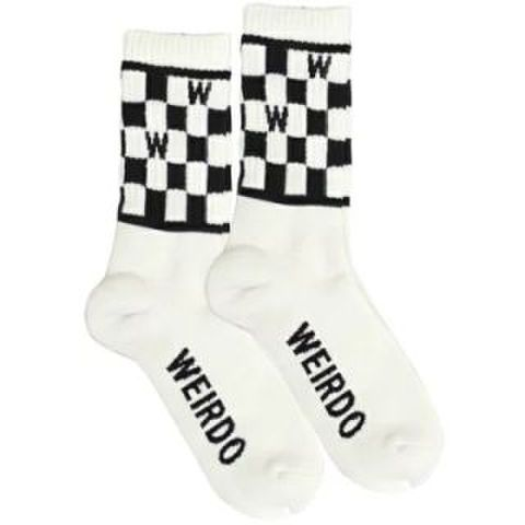 weirdo 20ssG12 TIN CAR CLUB _ SOCKS