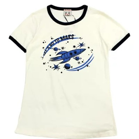 missladybug 20SS13 Let's go to Mars RINGERT-SHIRTS