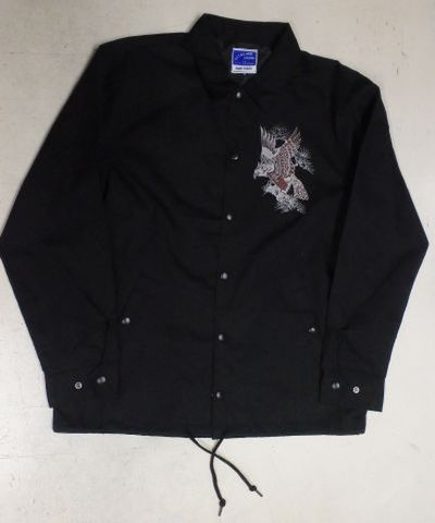 DETACHED ROOM 20AW04D RAPTORES coach Jacket