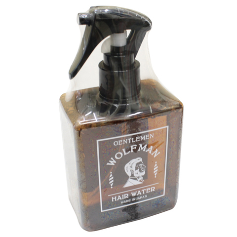glad hand&Co. WOLFMAN HAIRWATER