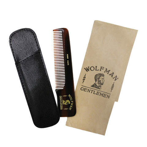 WOLFMAN-HAND MADE COMB SHORT