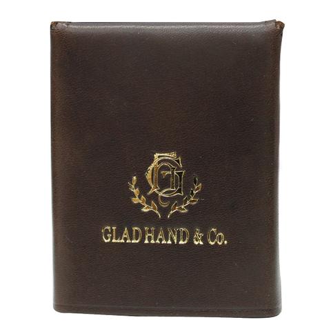 GLAD HAND CIGAR case
