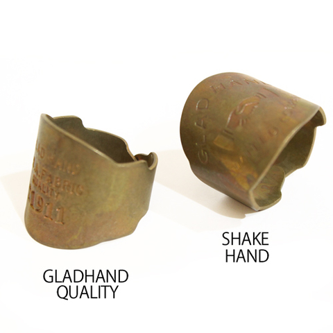 GLAD HAND & Co. TAG RING