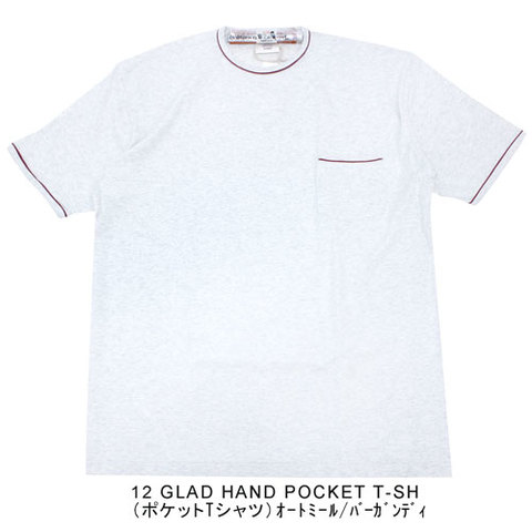 GLAD HAND-12 POCKET S/STEE OTM