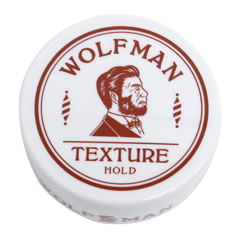 WOLFMAN-TEXTURE ヘアワックス