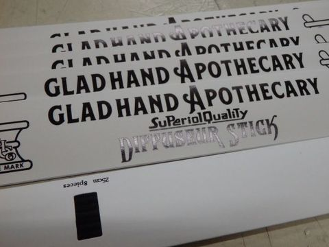 GLAD HAND APOTHECARY DIFFUSER STICK