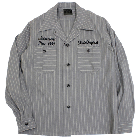 SALE! 40%BSMG 18AW11 B.S.M.G. ENGINEER-L/S SHIRTS 22800