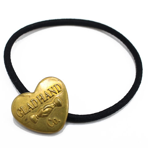 GLAD HAND & Co. Button  HAIR BAND HEART