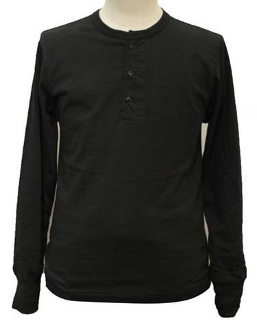 GLAD HAND-09 HENRY L/S BLK