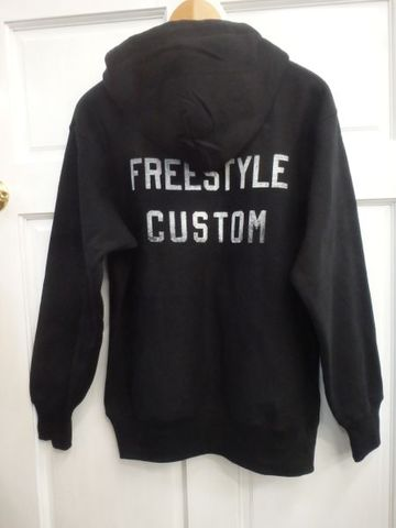 FREESTYLE×WENDY 12オンス ZIP HOODIE 20AW10