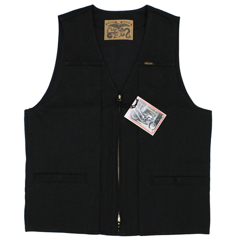 vise RedTail RKK242 CROSS DENiM VEST 3rd