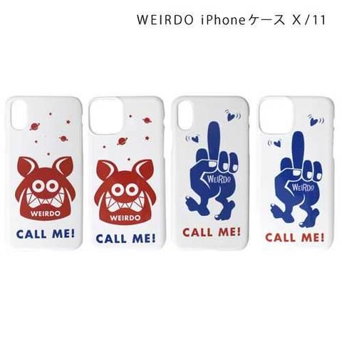 weirdo 20SSG10 WEIRDO_i PHONE CASE i-phone