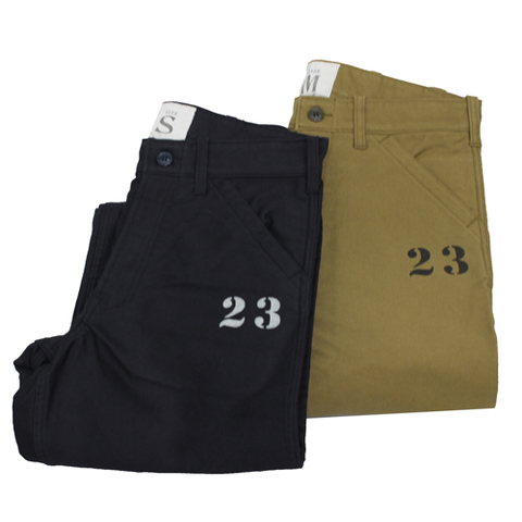 weirdo 18AW13 PADLOCKER-DECK PANTS 29800