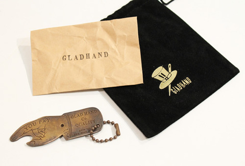 GLADHAND GH14SS G10 YOU PAY SPINNER