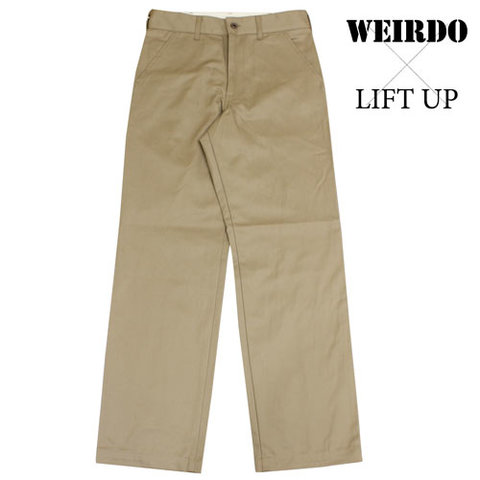 weirdo17AW13 LIFT UP  W&L PantsBEG
